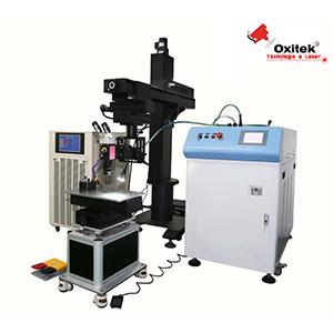 Máquina de Solda a Laser para Reparo de Moldes