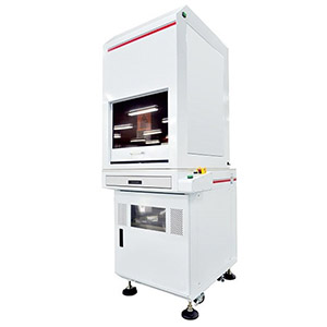 Manutenção de Máquina de Gravação a Laser